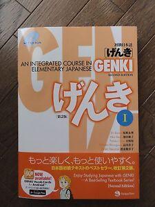 Genki 2nd Edition Pdf