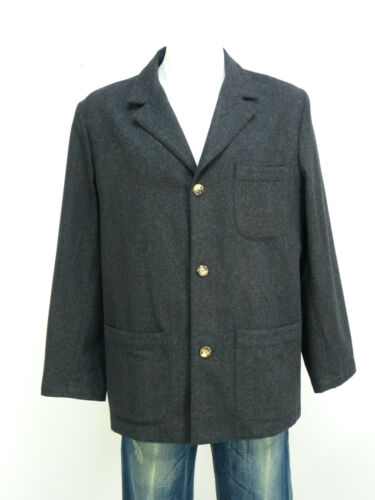 Omen 1983 Luxury Jacket Grey N Size M Dark Z Come nuovo Pure rrFfSvqw