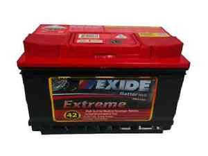 Image Is Loading EXIDE EXTREME XDIN66MF Battery For Mercedes 230E 280E