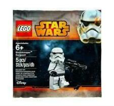 Movie STAR WARS Stormtrooper Sergeant Lego Minifigure Promo Figure #5002938