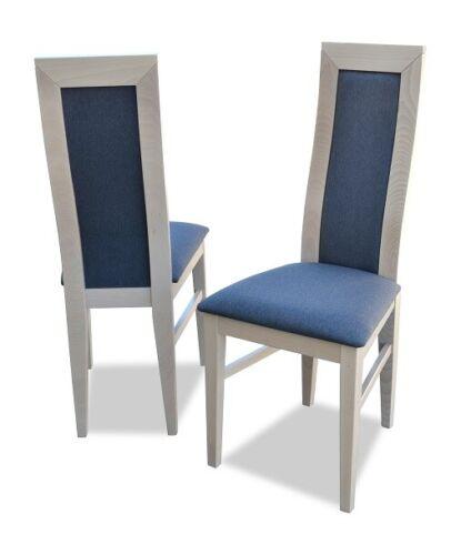 Massiv Holz Echtes Holz Stuhl Lehn Wohn Esszimmer Stühle designer Neu Holzstühle