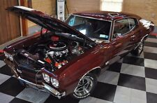 1970 Chevrolet Chevelle SS LS5 454 M22 4-Spd 12 Bolt MUST SELL NO RESERVE!