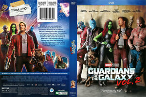 Guardians Of The Galaxy: Volume 2 (DVD)