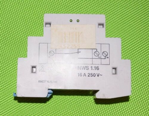 534 SCHUPA  NWS 1.16  16A 250V