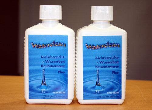 2 X Waterclean Conditioner/stricker Piacevole Nel Dopo-Gusto