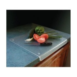 Acrylic Plastic Products Cutting Board With Lip 20 X 20