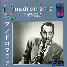 Blue Prelude by Charlie Ventura 4 DISC SET