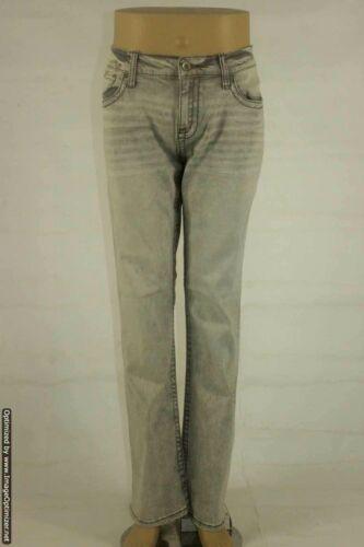 30 27 rise Denim 27s Bootcut X Jeans Stretch Bke Carter W L Taglia uomo Low EqPxw6WXp4