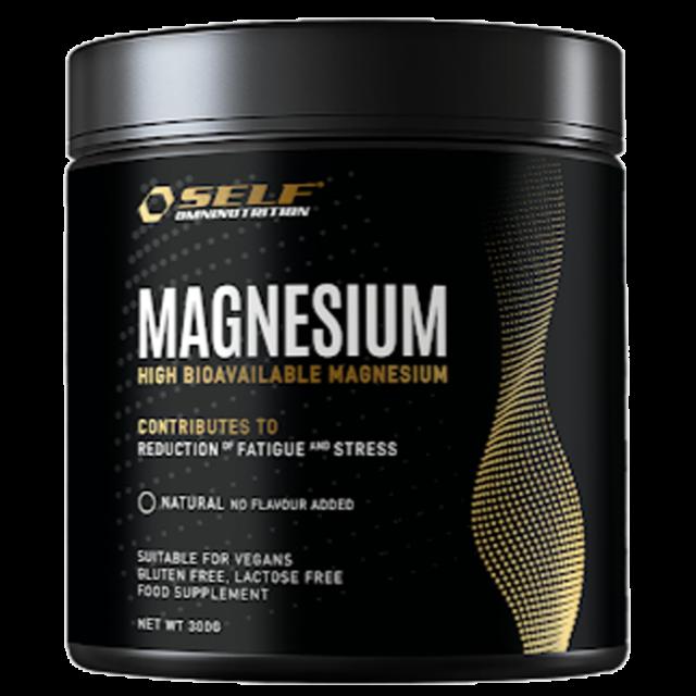 Magnesio 300 gr Self Magnesio Carbonato Magnesium Gusto Naturale