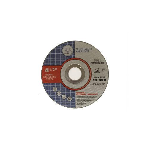 "200 Pack 4.5/""x.040 Pro Metal Steel Cutting Disc Cutoff Wheel"