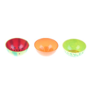 3X-Colorful-Dollhouse-Miniature-Bowl-1-12-Dollhouse-Mini-Tableware-Soup-Bowl-UQ