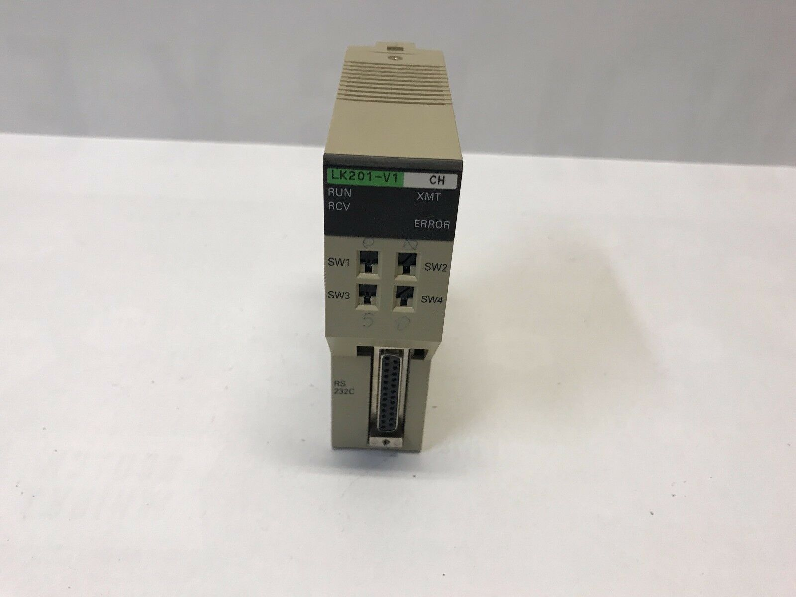 OMRON PLC C200H-LK201-V1 Host Link Unit