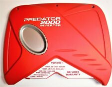 Predator 2000 Watt Inverter Generator Side Cover Right Side Oem