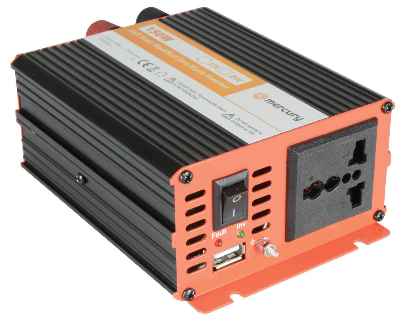 12V Softstart Power Ingreener Modified Sine 2500W