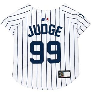 Aaron-Judge-99-New-York-Yankees-MLBPA-Officially-Licensed-Pinstripe-Dog-Jersey