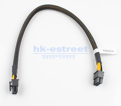 10pin to 8pin Cable for HP DL380 G7 and Nvidia K80//M40//M60//P40//P100 PCIE GPU