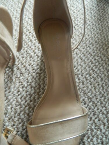Uk 39 Carvela 6 Lovely Eu Kurt Size Geiger Suede Shoes n0na17Zgq