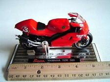 Yamaha YZR 500  Motorcycle  Red  1:18