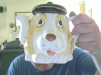 DOG  TEAPOT PERFECT XMAS GIFT!  YOU'LL FEEL RUFF IF YOU DONT BUY