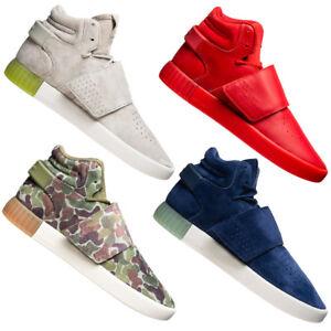 adidas Originals Tubular Invader STR Strap Herren Straßenschuhe Sneaker neu