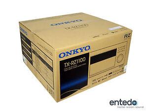 Onkyo TX-RZ1100 9.2 Heimkino AV-Receiver Verstärker THX HDCP 2.2 Atmos Silber - Oelde, Deutschland - Onkyo TX-RZ1100 9.2 Heimkino AV-Receiver Verstärker THX HDCP 2.2 Atmos Silber - Oelde, Deutschland