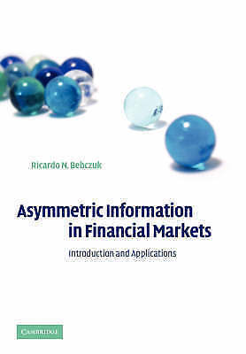 1 of 1 - Asymmetric Information in Financial Markets: Introduction and-ExLibrary