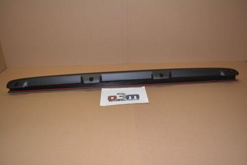 2005 2006 2007 Chevrolet Silverado Black Tailgate Cap Spoiler new OEM 15932249