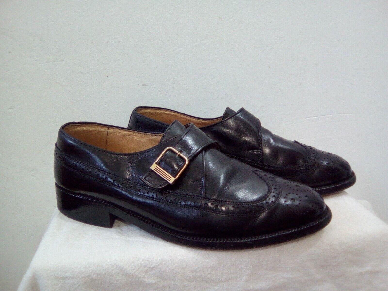 Bally France _ shoes Richelieu Homme _ black _ P.8(42).