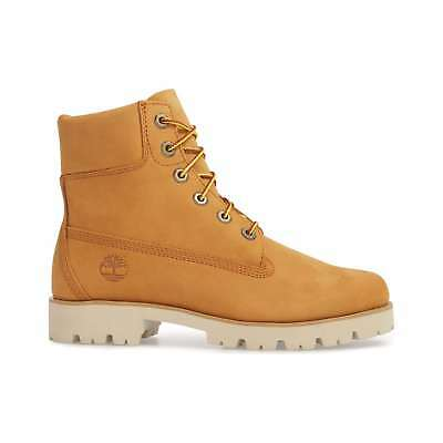NEW Timberland Women's Leather Shoes Heritage Lite 6'' Classic Ankle Suede Boots
