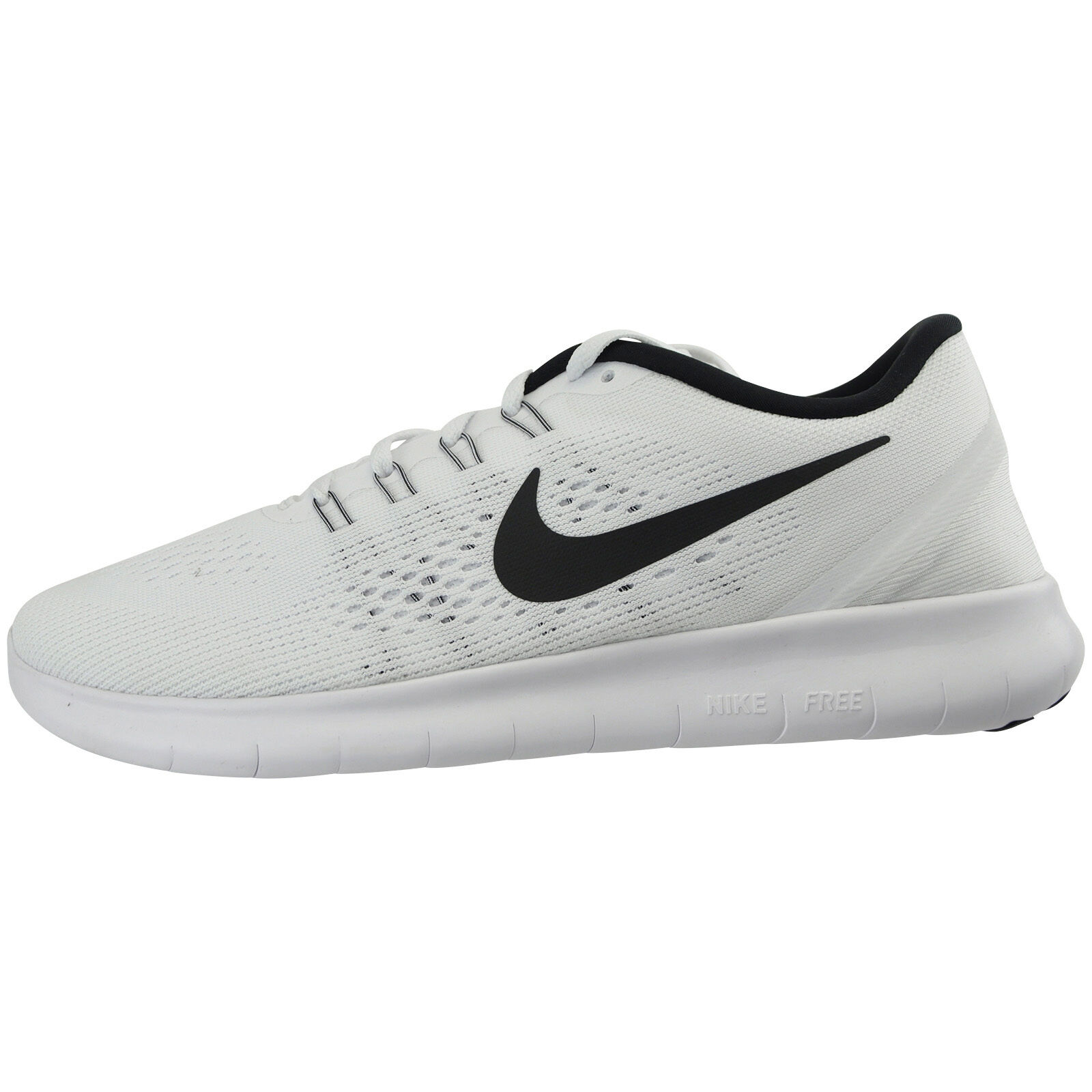 WMNS Nike Free RN 831509-100 Lifestyle Running Shoes Casual Trainers