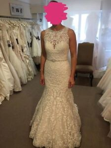 Lace Semi Fishtail Wedding Dress Size 10 Ebay,Outdoor Wedding Simple Wedding Dresses With Sleeves