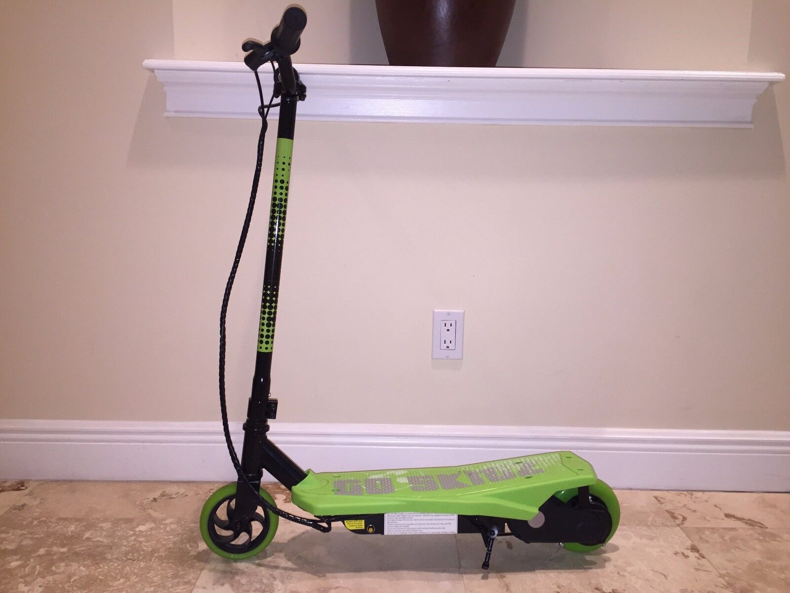 New 100W KOC Kid Electric Stakeboard (For ages  8  14)