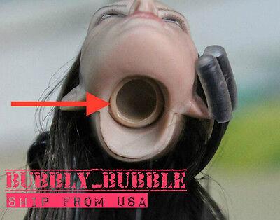 1//6 NECK PEG Joint Adaptateur pour Hot Toys Male Body Head Sculpt navire de USA