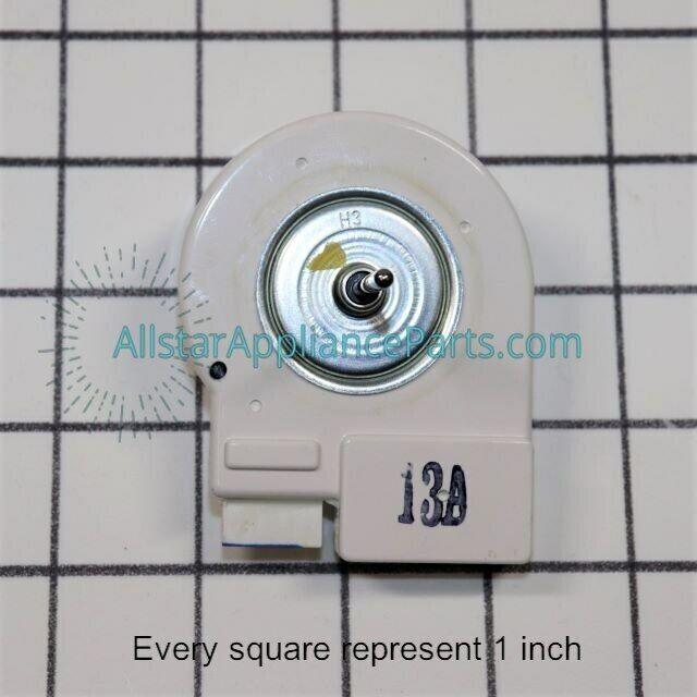 UpStart Components Brand DA31-00146E Evaporator Fan Motor Replacement for Samsung RFG293HARS//XAA-0000 Refrigerator Compatible with DA31-00146E Fan Motor