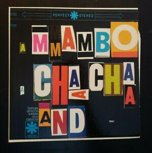 Tropicana-Orchestra-034-A-Mambo-A-Cha-Cha-And-You-034-Vinyl-Record-LP-Alminana-Soler