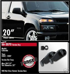 ReadyLift-Leveling-Kit-04-12-Chevy-Colorado-GMC-Canyon-2WD-4WD-2-25-034-66-3070