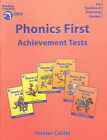 Phonics First: Achievement Tests by Pascal Press (Paperback, 2004)