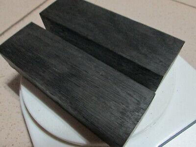 morta,wood from 1000-6000year 50mm x 29 mm x 135mm 20 pcs lot Black Bog oak