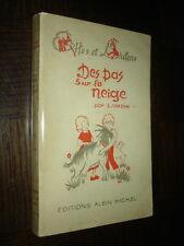 DES PAS SUR LA NEIGE - E. Graziani 1947