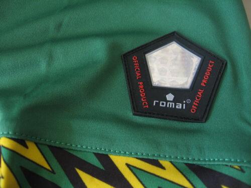 JAMAICA 2015//16 HOME AWAY or TRAINING GREEN//YELLOW S//SLVE SOCCER SHIRT FOOTBALL