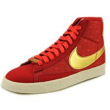 Nike Wmns Blazer Mid Yoth Women US 7 Red Sneakers UK 4.5 EU 38 Seconds  17045