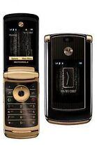 Luxury Edition Motorola MOTORAZR2 V8 2GB  Unlocked Cellular Phone GSM -Gold