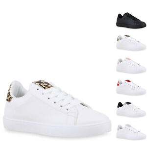 Schnürer 36 Sneakers Zu Damen Freizeit Glitzer Low Details