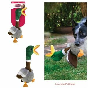 KONG-Dog-Toy-Shakers-Honkers-LARGE-Duck-Dogs-Puppies-Gift-Toys