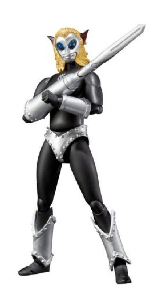 NEW ULTRA-ACT Ultraman Leo ALIEN MAGMA Action Figure BANDAI TAMASHII NATIONS