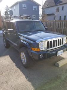 Jeep  commander 5.7 hemi limited