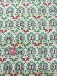 Tis-The-Season-100-Cotton-fabric-Quilting-Craft-Ro-Gregg-Red-Green-Gold