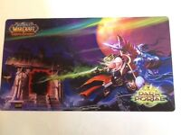 World Of Warcraft (wow) Trading Card Game Tcg Dark Portal Playmat In Package