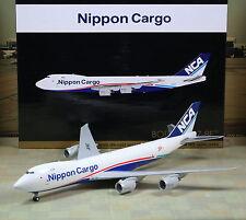 Gemini Jets NCA Nippon Cargo Boeing B747-8F 1/200