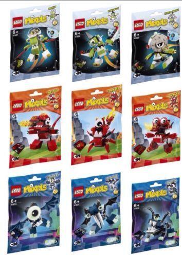 Lego Mixels Serie Serie Serie 4 juego completo de 9 Nuevo Sellado  venta mundialmente famosa en línea